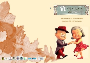 Hoy ha comenzado en Valencia del Ventoso la Semana del Mayor, conoce la programación completa