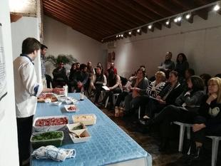 La Muestra Cultural y Gastronómica Zafra Crea conmemora hoy en la Casa de la Cultura su X aniversario