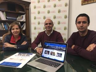El Ayuntamiento de Zafra presenta su nueva web municipal www.zafra.es, más moderna y funcional