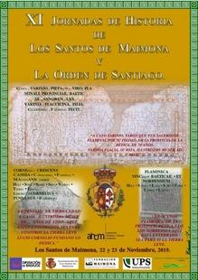 La Asociación Histórico-Cultural Maimona, de Los Santos, celebra esta semana las XI Jornadas de Historia