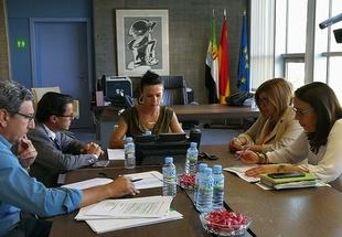 Los municipios de la Mancomunidad Río Bodión reciben más de 1 millón de euros para la creación de empleo