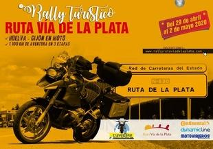 El III Rally Turístico en Moto Ruta Vía de la Plata pasará por Los Santos, Zafra y Calzadilla de los Barros