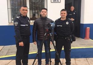 La Policía Local de Zafra pondrá en marcha en breve el radar móvil para controlar la velocidad