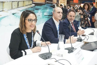 El Ayuntamiento presenta en Fitur a Zafra, la ciudad de las ferias