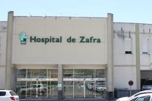 SES: `Ninguno de los recursos del Hospital de Zafra va a ser desmantelado ni trasladado a otro centro´