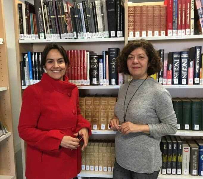 La Biblioteca Pública `Antonio Salazar´ participará en la Red de Bibliotecas de la Junta y en el proyecto Nubeteca