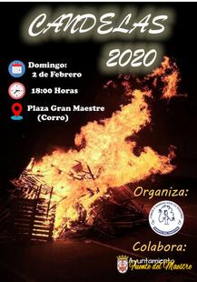 `Vive lo nuestro´ organiza este domingo la fiesta de las candelas en Fuente del Maestre