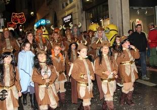 El Carnavalino abre este viernes la programación del Carnaval de Zafra 2020