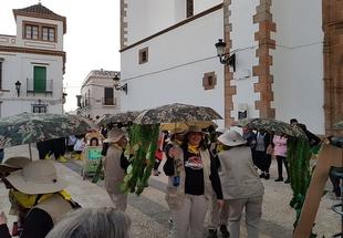 Una treintena de comparsas fontanesas protagonizaron el gran desfile del Carnaval