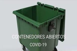 El Ayuntamiento de Burguillos del Cerro pide responsabilidad y no tirar los guantes a la vía pública