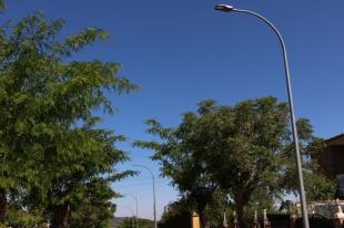 El Ayuntamiento de Los Santos de Maimona culmina la instalación de tecnología LED en las luminarias de toda la localidad