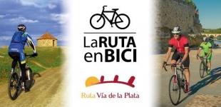 La Ruta en Bici de la Vía de la Plata actualiza su app en iOS y Android