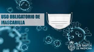 El Ayuntamiento de Los Santos de Maimona repartirá 6000 mascarillas entre sus vecinos
