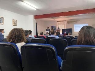 Presentado el Plan de Mejora de calidad de suministro eléctrico para Fuente del Maestre, Feria, La Lapa, La Parra y La Morera