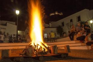 Formula tus deseos para la Noche de San Juan en Burguillos del Cerro