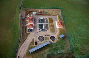 La depuradora de aguas residuales de Zafra contará con instalaciones solares fotovoltaicas de autoconsumo