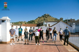 Comenzaron los `Colaborativos Rurales´ de Burguillos del Cerro, Atalaya, La Lapa y Valverde de Burguillos