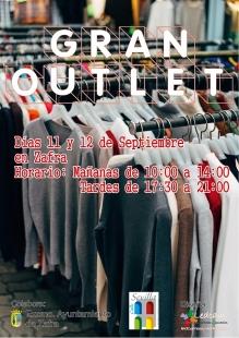 El comercio de la calle Sevilla de Zafra y alrededores celebrará una gran outlet los días 11 y 12 de septiembre