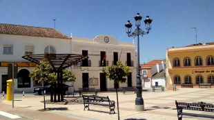 Primer positivo por covid-19 en Puebla de Sancho Pérez