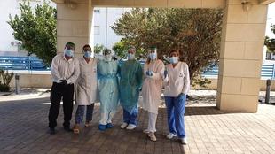 Todos los trabajadores y usuarios del Centro de Día de Zafra se han realizado las PCR tras los positivos anunciados
