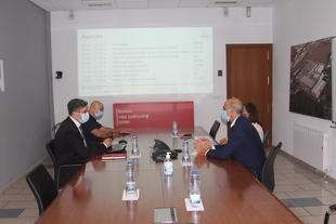 Ayuntamiento de Zafra,  Deutz Spain y la Escuela de Formación Deutz Business School colaborarán en proyectos conjuntos