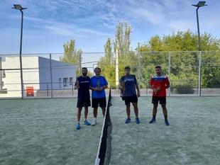 Gran participación en los torneos deportivos del Cristo 2020 en Fuente del Maestre