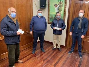 La Tapa Solidaria 2020 en Los Santos de Maimona recauda 1403 euros