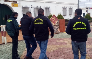 Detenido un vecino de Almendralejo por robos en casas de campo y naves agrícolas, 5 de ellos en Valencia del Ventoso