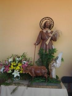 Suspendida la tradicional romería de San Isidro en Fuente del Maestre