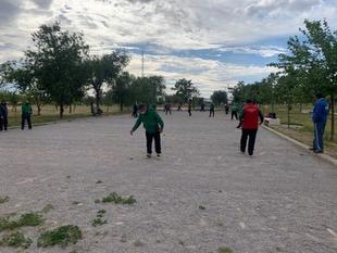 La Asociación Deportiva Amigos de la Petanca de Los Santos celebra su IX Torneo Local de Petanca San Isidro este domingo