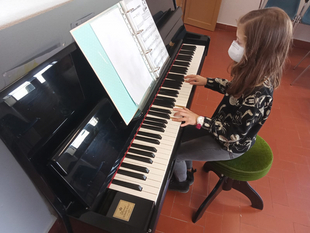 La Escuela Municipal de Música de Fuente del Maestre abre el plazo de matrículas para el curso 2021-2022