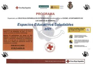 Los Santos de Maimona acogerá también los Espacios Educativos Saludables este próximo verano