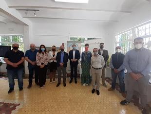 El Ayuntamiento de Zafra y la Oficina de Turismo inauguran la Sala 55 del Museo Internacional de Turismo