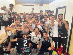 El equipo de fútbol-sala Grupo López Bolaños de Fuente del Maestre se clasifica para la final por el ascenso a 2ª División-B