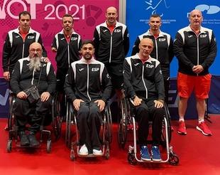 El palista fontanés Francisco Javier López no logró clasificarse para los Juegos Paraolímpicos de Tokio