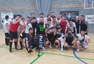 El Grupo López Bolaños FS de Fuente del Maestre consigue el ascenso a 2ªB