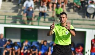El burguillano Pablo Asensio nuevo árbitro de 2ª División RFEF