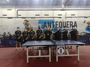El Fuente del Maestre-Catering La Gran Familia no consigue el ascenso a 1ª División Nacional de Tenis de Mesa