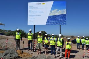 Se inicia la construcción de tres plantas solares fotovoltaicas en Medina de las Torres