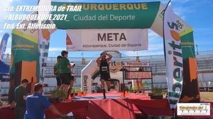 El fontanés Felix Barrios clasificado para el Campeonato de España de Trail por Federaciones