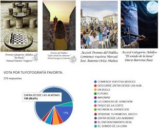 Fallados los premios del `IV Torneo de Fotografía De la Luna al Fuego´ en Zafra