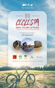 Arranca el reto cicloturista en la Ruta Vía de la Plata, una propuesta veraniega para los aficionados a la bicicleta