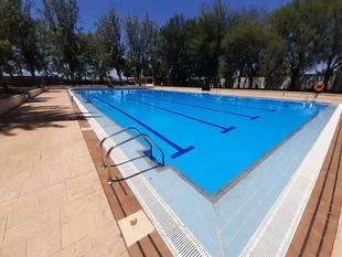 La piscina municipal de Zafra reabre mañana sábado 24 de julio