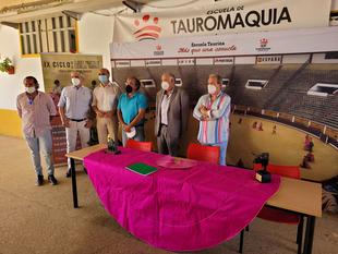 La plaza de toros de Zafra cerrará el el IX Ciclo de Clases Prácticas de Escuelas Taurinas