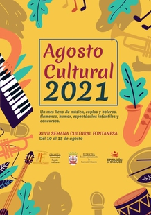 Música, humor, espectáculos infantiles y concursos en la programación del `Agosto Cultural´ de Fuente del Maestre