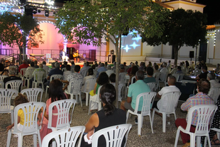 Gran acogida y participación en la Fiesta de la Vendimia y semana cultural de la Uva Eva Beba en Los Santos de Maimona
