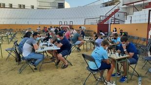 Gran éxito en el  II Torneo de Ajedrez `Ciudad de Fuente del Maestre´
