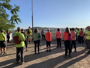 Los Santos de Maimona conmemoró el Día de la Vía Ruta de la Plata