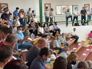El remate total en las subastas de ovinos de la Feria de Zafra alcanza los 36.500 euros
