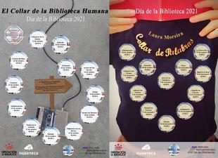 Las bibliotecas de Fuente del Maestre y Valencia del Ventoso acogerán los `Collares Nubeteca´ de Diputación